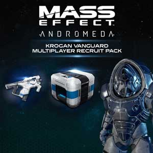 Mass Effect Andromeda Krogan Vanguard Multiplayer Recruit Pack