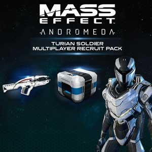 Buy Mass Effect Andromeda Turian Soldier Multiplayer Recruit Pack CD Key Compare Prices