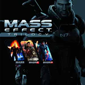 Buy Mass Effect Trilogy PS3 Game Code Compare Prices