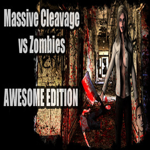 Massive Cleavage vs Zombies Awesome