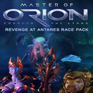 Buy Master of Orion Revenge at Antares Race Pack CD Key Compare Prices