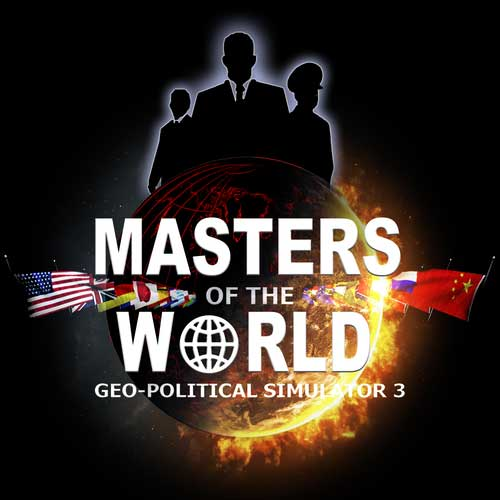 Buy Masters of the World - Geo-Political Simulator 3 CD KEY Compare Prices