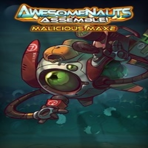 Max Focus Awesomenauts Assemble Character