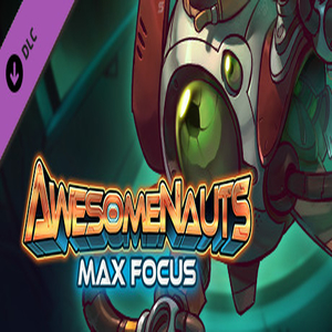 Max Focus Awesomenauts Character