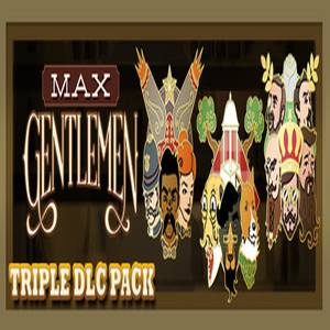 Buy Max Gentlemen Triple Pack CD Key Compare Prices