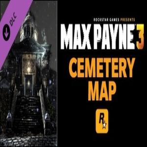 Max Payne 3 Cemetery Map