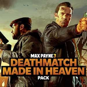 Buy Max Payne 3 Deathmatch Made in Heaven Pack CD Key Compare Prices