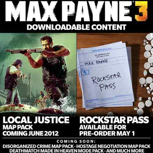 Buy Max Payne 3 Rockstar Pass CD KEY Compare Prices