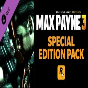 Max Payne 3 Special Edition Pack