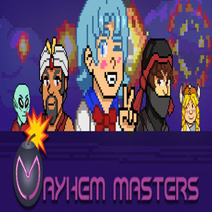 Buy Mayhem Masters CD Key Compare Prices