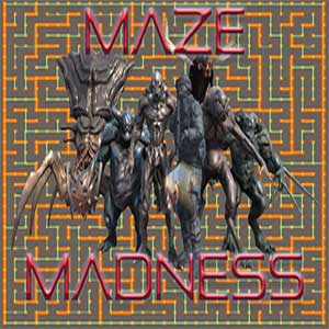 Buy Maze Madness CD Key Compare Prices