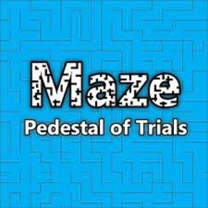 Maze Pedestal of Trials