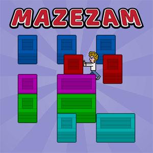 MazezaM Puzzle Game