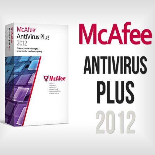 McAfee Antivirus 2012