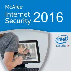 McAfee Total Protection 2016