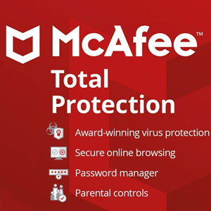 Buy McAfee Total Protection 2020 CD KEY Compare Prices