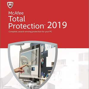 McAfee Total Security 2019
