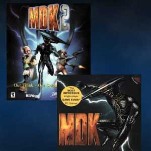 Buy MDK Combo CD Key Compare Prices