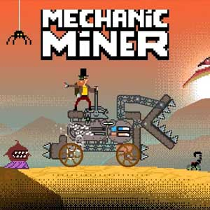 Buy Mechanic Miner CD Key Compare Prices