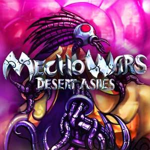 Mecho Wars Desert Ashes