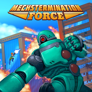 Buy Mechstermination Force Xbox One Compare Prices