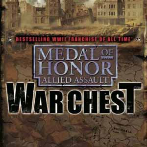 Buy Medal of Honor Allied Assault War Chest CD Key Compare Prices