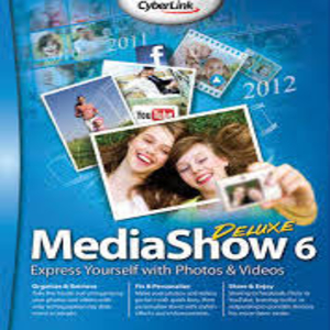 Buy MediaShow 6 Deluxe CD KEY Compare Prices