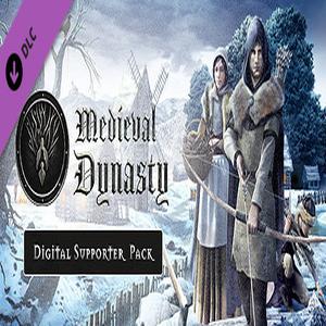 Medieval Dynasty Digital Supporter Pack