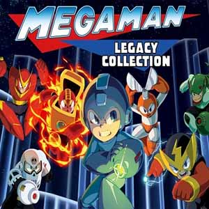 Buy Mega Man Legacy Collection CD Key Compare Prices