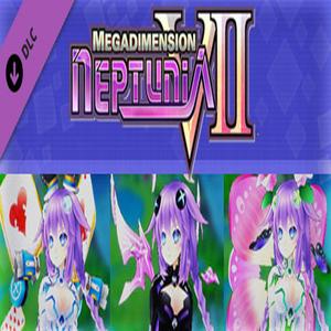 Megadimension Neptunia 7 Processor Pack