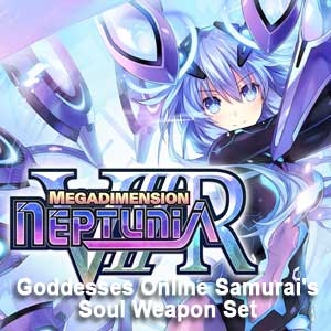 Buy Megadimension Neptunia VIIR 4 Goddesses Online Samurai's Soul Weapon Set CD Key Compare Prices
