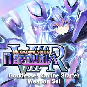 Buy Megadimension Neptunia VIIR 4 Goddesses Online Starter Weapon Set CD Key Compare Prices