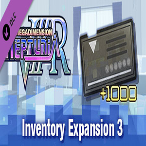 Megadimension Neptunia VIIR Inventory Expansion 3