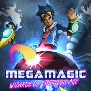Megamagic Wizards of the Neon Age
