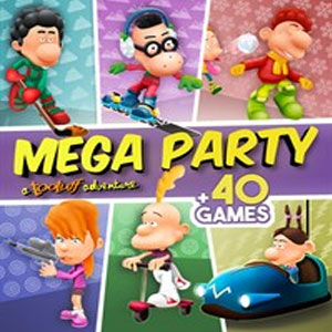 Megaparty A Tootuff Adventure