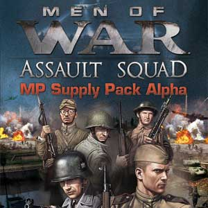 Buy Men of War Assault Squad MP Supply Pack Alpha CD Key Compare Prices
