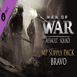 Men of War Assault Squad MP Supply Pack Bravo