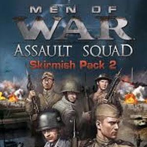 Men of War Assault Squad Skirmish Pack 2
