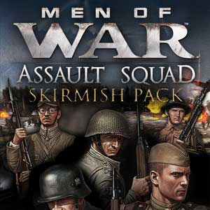Buy Men of War Assault Squad Skirmish Pack CD Key Compare Prices