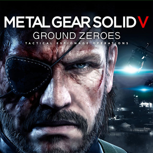 Buy Metal Gear Solid 5 Ground Zeroes PS3 Game Code Compare Prices
