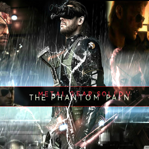 Buy Metal Gear Solid 5 The Phantom Pain PS3 Game Code Compare Prices