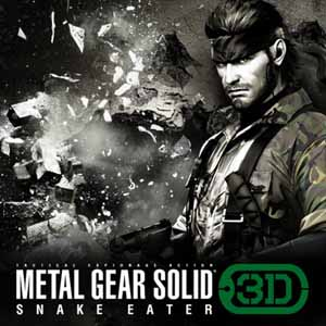 Buy Metal Gear Solid Snake Eater 3D Nintendo 3DS Download Code Compare Prices