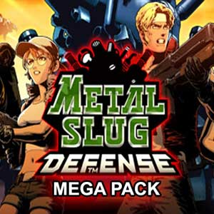 Metal Slug Defense Mega Pack