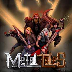 Buy Metal Tales Fury of the Guitar Gods CD Key Compare Prices