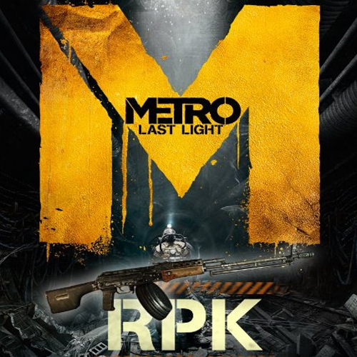 Buy Metro Last Light RPK Weapon CD Key Compare Prices