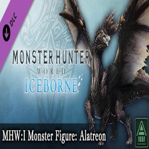 MHWI Monster Figure Alatreon