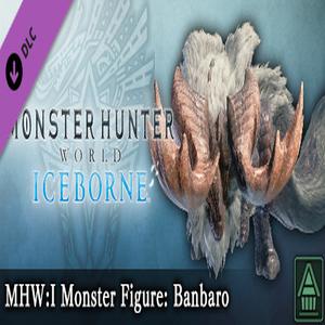 MHWI Monster Figure Banbaro
