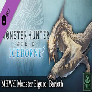 MHWI Monster Figure Barioth