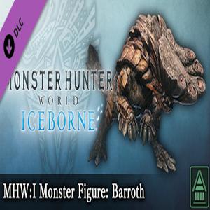 MHWI Monster Figure Barroth