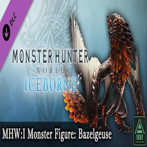 MHWI Monster Figure Bazelgeuse